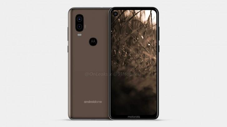 Das Motorola Vision von Exynos wird ...