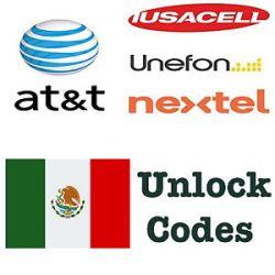 Huawei AT&T (Iusacell, Nextel, Unefon) Mexiko SIM-Lock Entsperrung