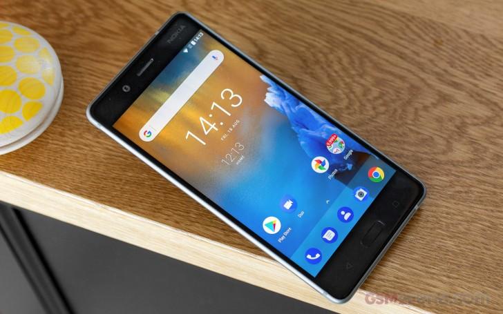 Nokia 8 mit 6 GB RAM trifft Deutschland