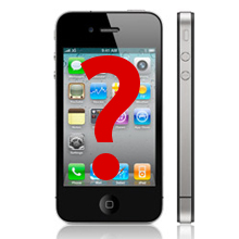 Überprüfung Netz und Land Apple iPhone
