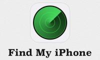 Die Entsperrung Find My iPhone für iPhone iCloud