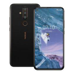 Entfernen Sie Nokia SIM-Lock mit einem Code Nokia X71