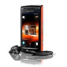 Entfernen Sie Sony-Ericsson SIM-Lock mit einem Code Sony-Ericsson W8i