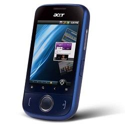 Entfernen Sie Acer SIM-Lock mit einem Code Acer beTouch E110