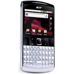 Entfernen Sie Acer SIM-Lock mit einem Code Acer beTouch E210