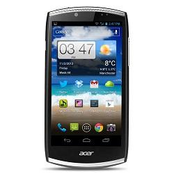 Entfernen Sie Acer SIM-Lock mit einem Code Acer CloudMobile S500
