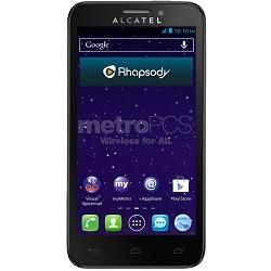 Entfernen Sie Alcatel SIM-Lock mit einem Code Alcatel One Touch Fierce