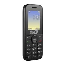 SIM-Lock mit einem Code, SIM-Lock entsperren Alcatel 1016G