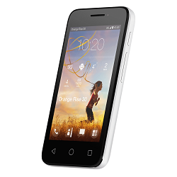 SIM-Lock mit einem Code, SIM-Lock entsperren Alcatel Orange Rise 30