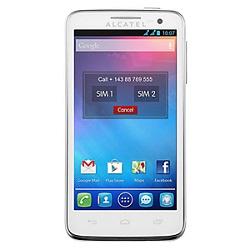 Entfernen Sie Alcatel SIM-Lock mit einem Code Alcatel SNAP DUAL