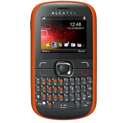 Entfernen Sie Alcatel SIM-Lock mit einem Code Alcatel OT 585