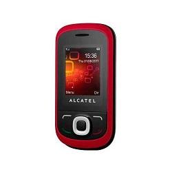 Entfernen Sie Alcatel SIM-Lock mit einem Code Alcatel OT 390