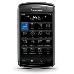 Entfernen Sie Blackberry SIM-Lock mit einem Code Blackberry 9500 Storm