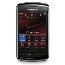 Entfernen Sie Blackberry SIM-Lock mit einem Code Blackberry 9530 Storm