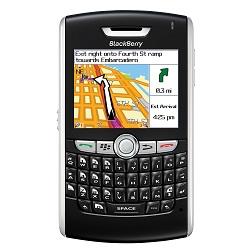 Entfernen Sie Blackberry SIM-Lock mit einem Code Blackberry 8820