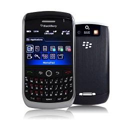 Entfernen Sie Blackberry SIM-Lock mit einem Code Blackberry 8900 Curve