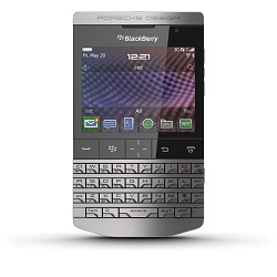 Entfernen Sie Blackberry SIM-Lock mit einem Code Blackberry Porsche Design P9981