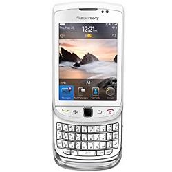 Entfernen Sie Blackberry SIM-Lock mit einem Code Blackberry 9800 Torch