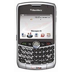 Entfernen Sie Blackberry SIM-Lock mit einem Code Blackberry 8330 Curve