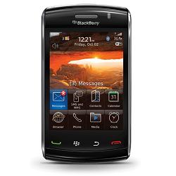Entfernen Sie Blackberry SIM-Lock mit einem Code Blackberry Storm 2