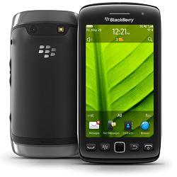 Entfernen Sie Blackberry SIM-Lock mit einem Code Blackberry 9850 Torch