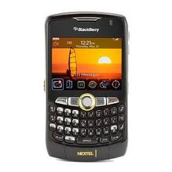 Entfernen Sie Blackberry SIM-Lock mit einem Code Blackberry 8350i Curve