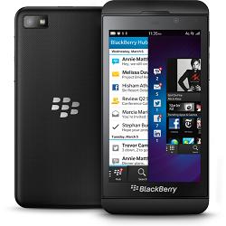 Entfernen Sie   SIM-Lock mit einem Code Blackberry Z10