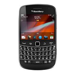 Entfernen Sie Blackberry SIM-Lock mit einem Code Blackberry 9900 Bold Touch