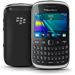 Entfernen Sie   SIM-Lock mit einem Code Blackberry 9320