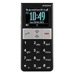 Entfernen Sie Emporia SIM-Lock mit einem Code Emporia RL1