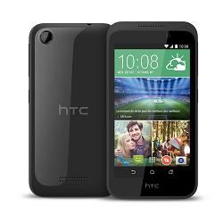 Entfernen Sie HTC SIM-Lock mit einem Code HTC Desire 320