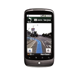 Entfernen Sie HTC SIM-Lock mit einem Code HTC Google Nexus One