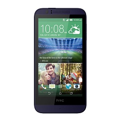 Entfernen Sie Samsung  SIM-Lock mit einem Code HTC Desire 510