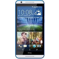 Entfernen Sie HTC SIM-Lock mit einem Code HTC Desire 820G+