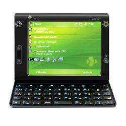 Entfernen Sie HTC SIM-Lock mit einem Code HTC Advantage X7500