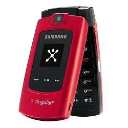 Entfernen Sie HTC SIM-Lock mit einem Code HTC Cingular SYNC (Red)