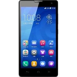 Entfernen Sie Huawei SIM-Lock mit einem Code Huawei Honor 3C TD-LTE
