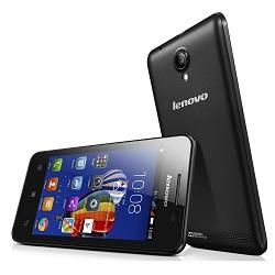 Entfernen Sie Lenovo SIM-Lock mit einem Code Lenovo A319