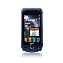 Entfernen Sie LG SIM-Lock mit einem Code LG GS505 Sentio