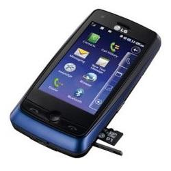 Entfernen Sie LG SIM-Lock mit einem Code LG MN510 Banter Touch