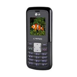 Entfernen Sie LG SIM-Lock mit einem Code LG KP106 Ruby