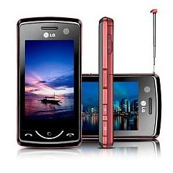 Entfernen Sie LG SIM-Lock mit einem Code LG KB775