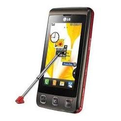 Entfernen Sie LG SIM-Lock mit einem Code LG KP500 Cookie