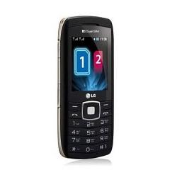 Entfernen Sie LG SIM-Lock mit einem Code LG gx300