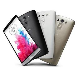 Entfernen Sie LG SIM-Lock mit einem Code LG G3 LTE A