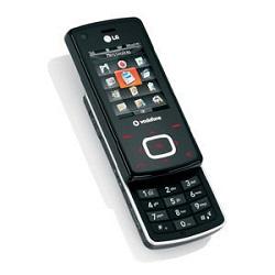 Entfernen Sie LG SIM-Lock mit einem Code LG KU800