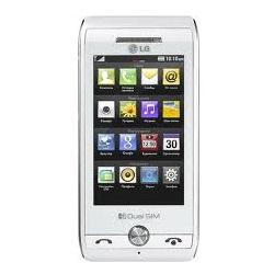 Entfernen Sie LG SIM-Lock mit einem Code LG GX500