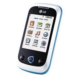 Entfernen Sie LG SIM-Lock mit einem Code LG C330
