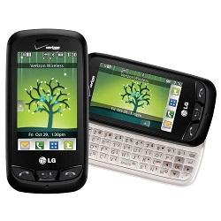 Entfernen Sie LG SIM-Lock mit einem Code LG VN270 Cosmos Touch