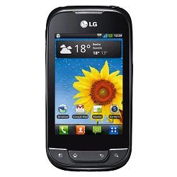 Entfernen Sie LG SIM-Lock mit einem Code LG Optimus Net Dual